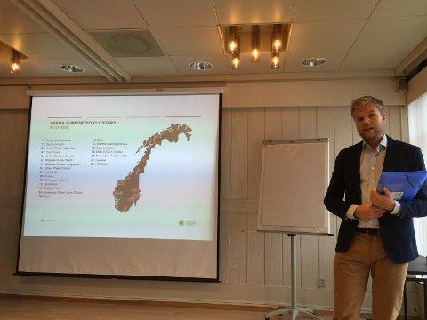 Hans Erik Melandsø, Innovasjon Norge