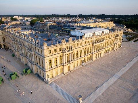 Versailles. Foto: Wikimedia Commons