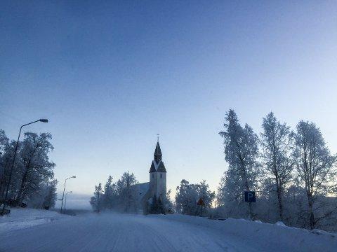 I Tärnaby ønsker man å lage et samisk senter.