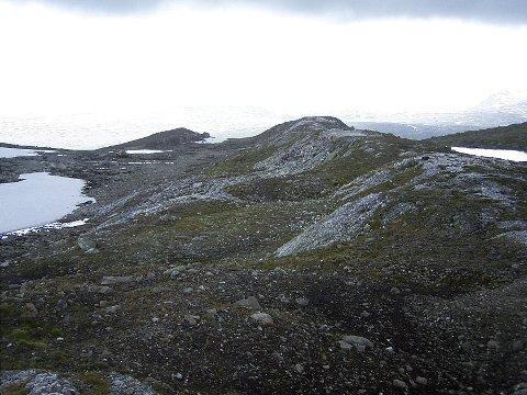 NASAFJELL: I høyfjellsområdet mellom Norge og Sverige, like sør for Polarsirkelen, ønsker Elkem å utvinne kvarts.