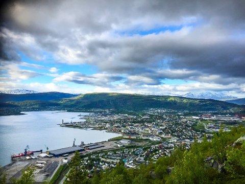 Ser man på industribyer som Rana og Skellefteå, var det liten eller ingen vekst i de periodene forskeren så på utviklingen. Mobilfoto: Beate Nygård Johansson