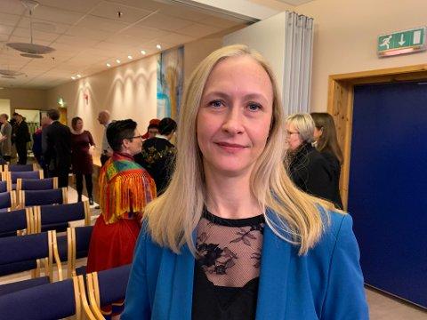- Jeg vil forsikre om at det ikke ligger noen underliggende motiver bak oppnevningen. Kun et ønske om det beste for hele Helgeland, sier styreleder i Helgelandssykehuset Renate Larsen.