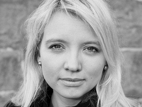 Vinner: Kathrine Nedrejord (31) er en norsk og samisk forfatter, dramatiker og scenekunstner.