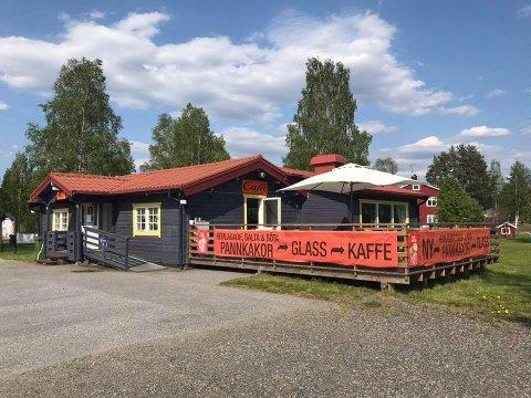 Nye smaker på Café Lorentus i Lycksele.