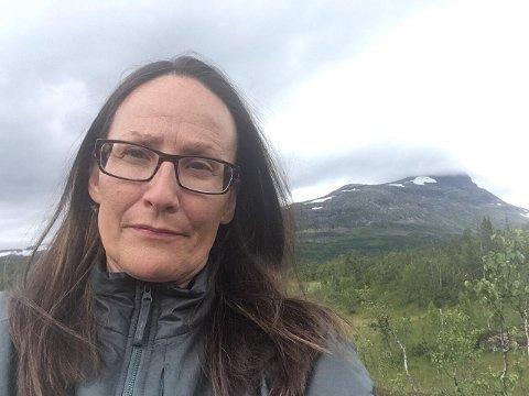 Cecilia Persson hevder området har en spesiell betydning for samene.
