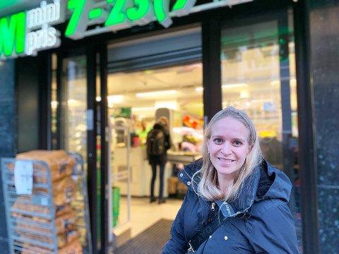 Malene Nylander har aldri tatt ut pengene hun har på sin Trumf-konto. Foto: Halvor Ripegutu