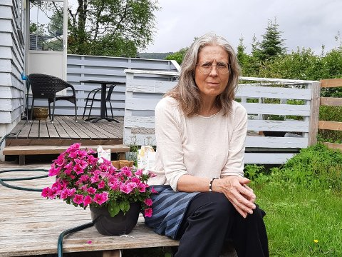 PRESTEKALL: Det er helt i trå med mitt prestekall å snakke samenes sak i Øyfjell-utbygginga, sier kapellan Gry Solbraa.