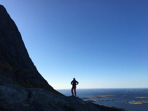 For Tor Egil Bagøyen er det lite som slår en gåtur i fjellet, spesielt på Helgeland.