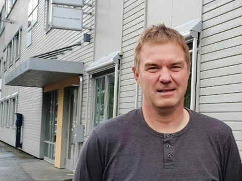 Adm. dir. Ståle Indregård har sagt opp stillingen sin i Helgeland Invest. Nå skal han videre til Aino AS. Arkivfoto.
