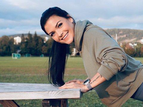 Therese Opsahl fra Rana bor i Oslo og jobber som personlig trener.