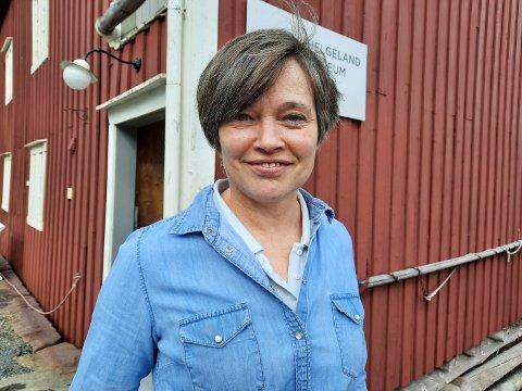 DIREKTØR: Janicke Kernland og Helgeland Museum lyser ut syv stillinger.
