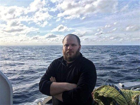Sindre Stordal fra Rødøy overtar som leder av Nordland Senterparti.