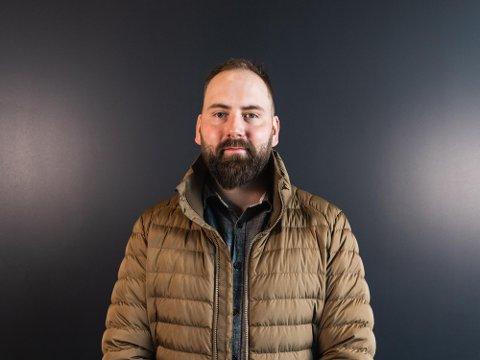 Patrick Pettersen blir daglig leder i Nordvik AS på Bjerka.