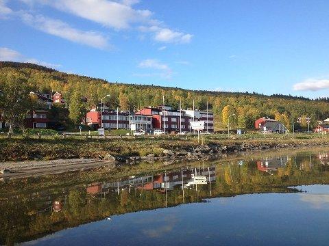 Tärnaby Fjällhotell.
