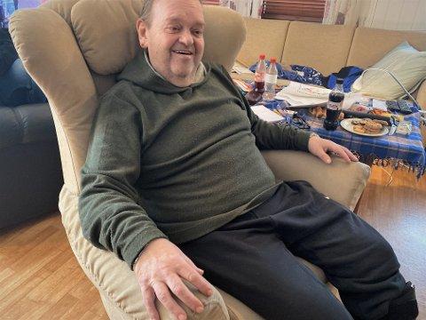 Morten Leirvik har kjempet seg gjennom et hjerteinfarkt og to hjerneblødninger. Nylig ble han også operert for kreft, men har fått beskjed at kreften ikke har spredd seg.
