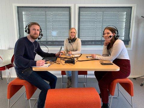 RB-journalister Asgeir Høimoen, Jeanette Sandbæk Håland og Ingunn Klævahaugen treffer du i ukas RB-podden.