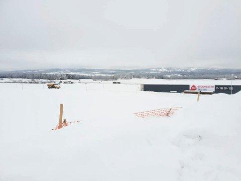 Fylkesmannen frarår å gi dispensasjon til Biltema i Ringsaker handelspark.