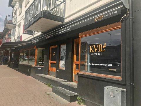 ÅPNER: I løpet av sommeren skal Kvil kaffebar åpnes i Moelv.