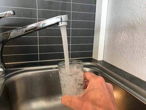 OPPHEVER KOKEVARSEL: Det er ikke lenger nødvendig å koke vannet I området Ryen, Røysheim og Fangberget.