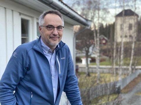 I ISOLASJON: Varaordfører Atle Strand har fått koronavirus og blir sittende i isolasjon ut helga.