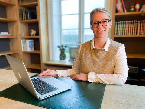 SEXOLOG OG TERAPEUT: Linda Johannesen er utdannet sexolog og parterapeut.