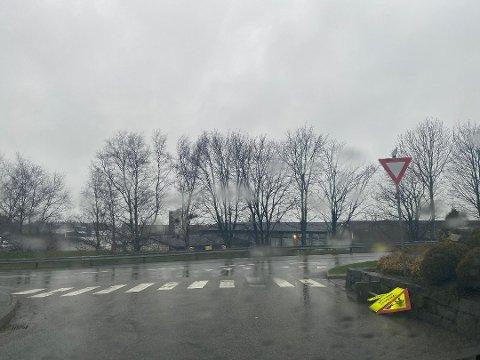 Grått vær: Onsdag slår været om. Det blir grått og regn.
