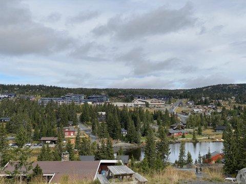 NYE PLANER: Sjusjøen Invest har planer om næring- og fritidsbebyggelse i sentrum av Sjusjøen.