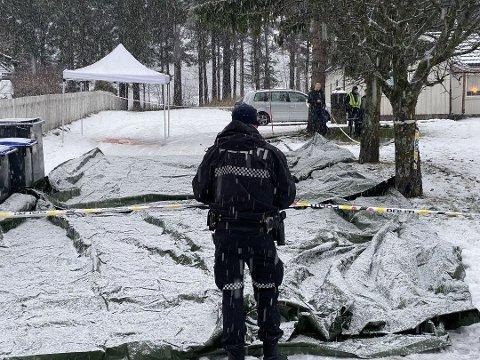 Mannen som ble funnet utendørs i Kongsvegen før jul, kjempet for livet på sykehuset.
