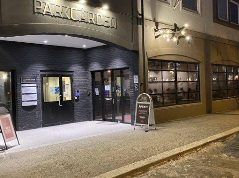 BLE STENGT: Restauranten Pride of India i Brumunddal måtte etter besøk av Mattilsynet 2. februar stenge dørene. Spisestedet fikk åpne igjen tirsdag.
