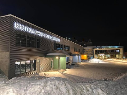 Brøttum skole