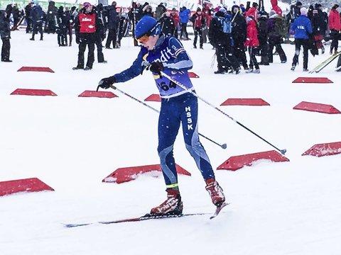 Lørdag slet Henrik Mandt med skytingen i Kvalfoss-sprinten. Men dagen etter viste han nytt mot.