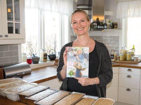 Den moderne jeger: Forfatter Gry Hammer fra Hole er ute med en ny bok om bærekraftig, ren mat.