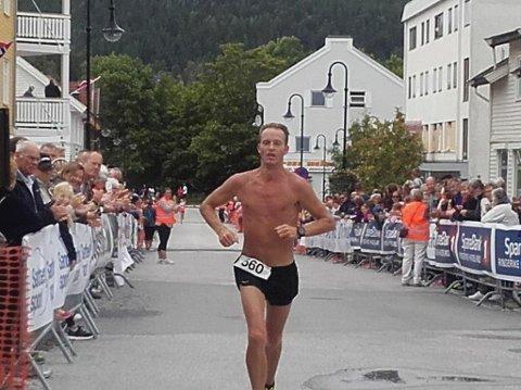 Gard Filip Gjerdalen var raskeste maratonløper.