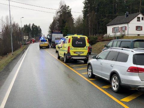 En kvinne fra Ringerike omkom i møteulykken.