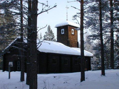 Strømsoddbygda kapell.