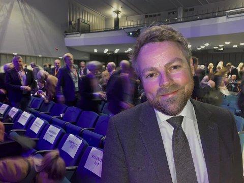 UTDANNING: Næringsminister Torbjørn Røe Isaksen har også vært utdanningsminister. Han var opptatt av forenkling for næringslivet, og nok en gang løftet han verdien av yrkesfaglig utdanning.