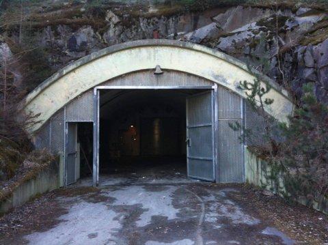 TOMT: Vestsiden fjellanlegg har stått tomt etter at det ble solgt i 2012.