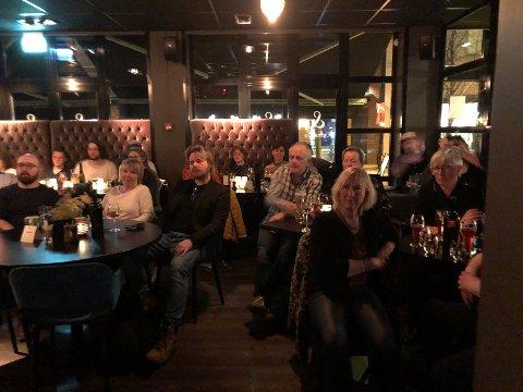 KONSERT: Eger & co har ikke bare servert mat og drikke, men også vært en arena for intimkonserter. I fjor møtte mange opp for å høre Ida Jenshus.
