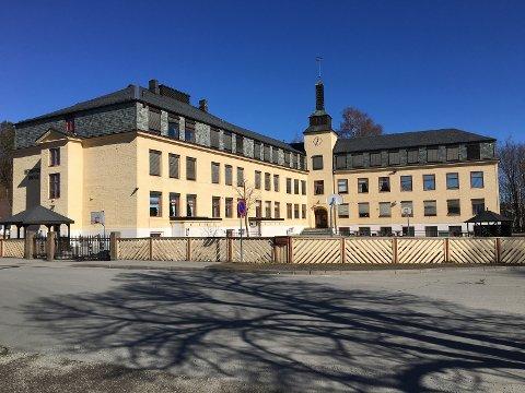 HAR ROPT HØYT: - Vi tror fortsatt det er viktig å stoppe opp prosessen, tenke seg om og lage en best mulig skoleløsning for folk i Hønefoss by, sier Marianne S. Endrerud.