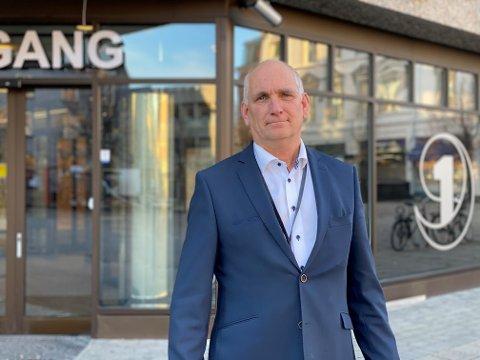 SVINDELFORSØK: - Heldigvis er våre kunder på vakt, for svindelmetodene blir stadig mer avanserte og utspekulerte, sier Hans Petter Erlandsen.