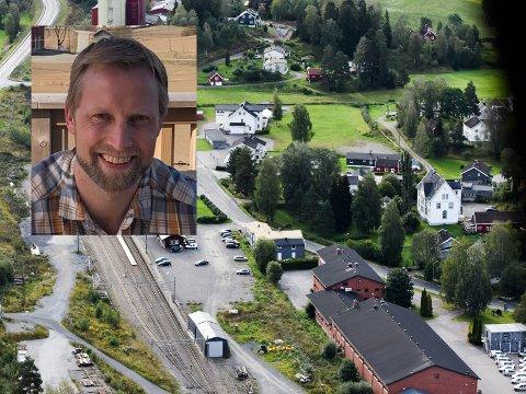 UTVIDER STABBEN: Anders Diep-Lynne (40) bygger opp Glitre Energis nye satsing. Nå trenger han flere kolleger.