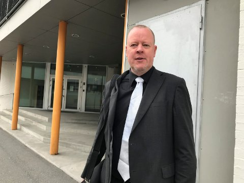Advokat Tollef Skobba