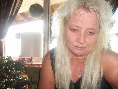 HARDT VALG: Heidi Janka Berg tok det harde valget om å amputere etter å ha blitt skadet stygt som følge av å ha blitt påkjørt av en fyllekjører i 1984. Ulykken har preget livet hennes mye i ettertid.