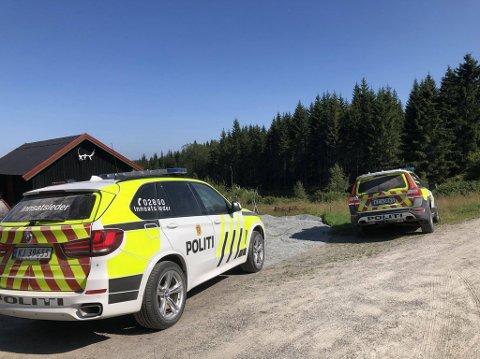En mann i 60-årene er savnet på Krokskogen. Leteaksjonen har utgangspunkt ved Benteplassen, som ligger langs Kongeveien over Krokskogen, omtrent seks kilometer sør for Kleivstua.