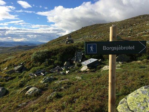 TUR: Søndag inviterer  Tinn- og Rjukan Turlag på tur til Borgesjåbrotet