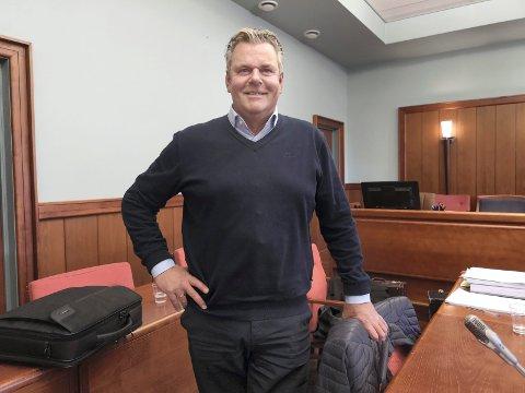 OPTIMIST: Bjørn Gundersen står bom fast på at det er gjort urett mot han og tidligere flyktningkonsulent Thorbjørn Kittilsen i husleiesaken. Han har troen på at Agder lagmannsrett ser det på samme måten.