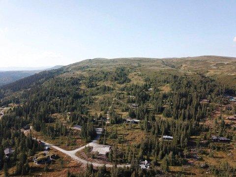 KAMBESETH: Den gamle reguleringsplanen for Kambeseth i Skirvedalen  er revidert. Det betyr fortetning av hytter. (alle foto fra finn.no/Sem&Johannesen prosjektmegling)