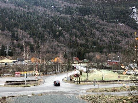 Her, på Dale, er det fortsatt mulig å tenke seg en utbygging som knytter Rjukan by og Gaustaområdet mye tettere sammen. Men da kan det ikke settes av til tradisjonell industri.