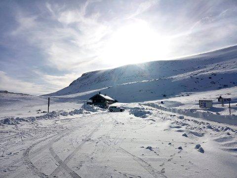 STAVSRO: Torsdag blir veien åpnet over Råen igjen.