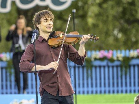 Eventyr: Alexander Rybak har sagt ja til å komponere musikken til en ballett om industrieventyret Rjukan-Notodden.